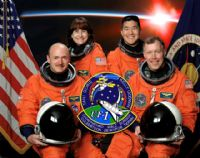 STS-108 Official NASA Crew Portrait